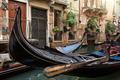 Gondolas in Venice - PhotoDune Item for Sale
