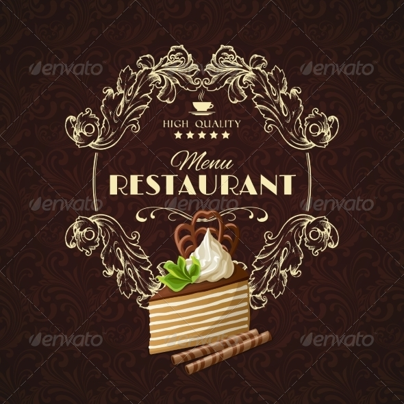 GraphicRiver Sweets Dessert Restaurant Menu 8568264