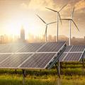 solar panels under sky - PhotoDune Item for Sale
