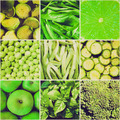 Retro look Vegetables collage - PhotoDune Item for Sale