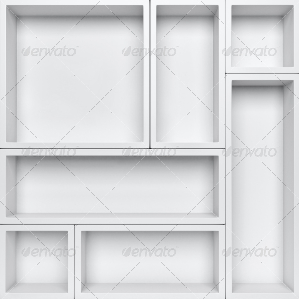GraphicRiver Shelves 8568497