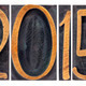 year 2015  in wood type - PhotoDune Item for Sale