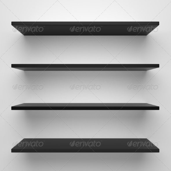 GraphicRiver Shelves 8568614