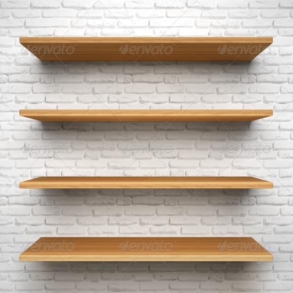 GraphicRiver Shelves 8568684