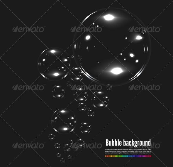 GraphicRiver Soap Bubble 8568730