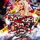 Labour Day Party Flyer Template - GraphicRiver Item for Sale