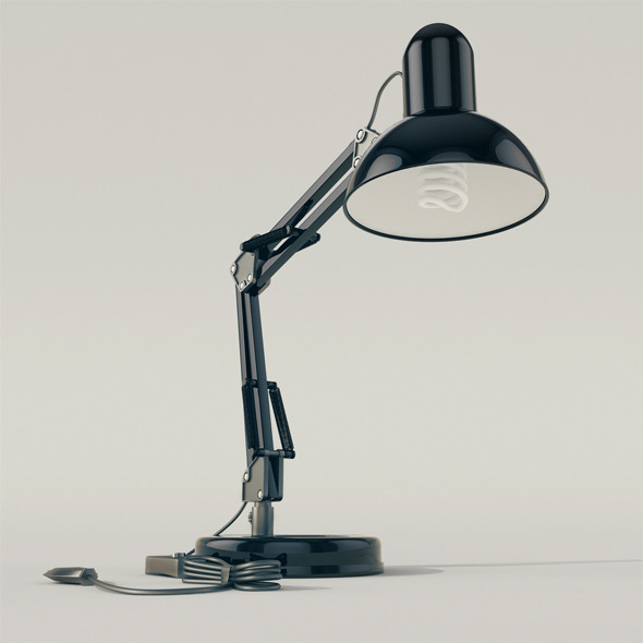 3DOcean Desk Lamp 8569721