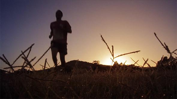 VideoHive Running at Sunrise 8569916