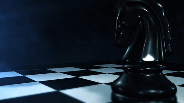 3DOcean Chess Set 8570223