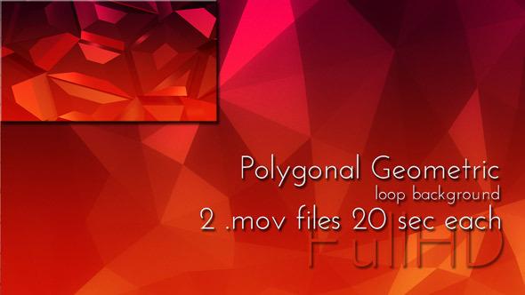 Polygonal Geometric Triangles
