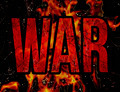 War Typography Grunge Style Illustration Design - PhotoDune Item for Sale