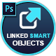 Linked Smart Object Photoshop Actions Set - GraphicRiver Item for Sale
