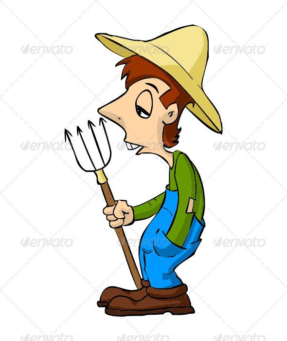 GraphicRiver Farmer 8574747