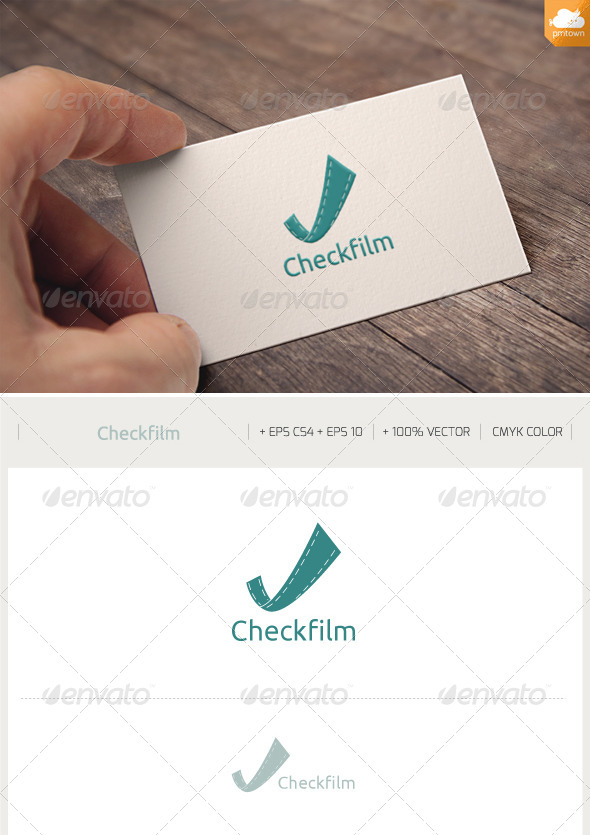 GraphicRiver Check Film 8543889