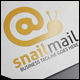 Snail Mail Logo - GraphicRiver Item for Sale