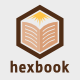 Hexbook Logo - GraphicRiver Item for Sale