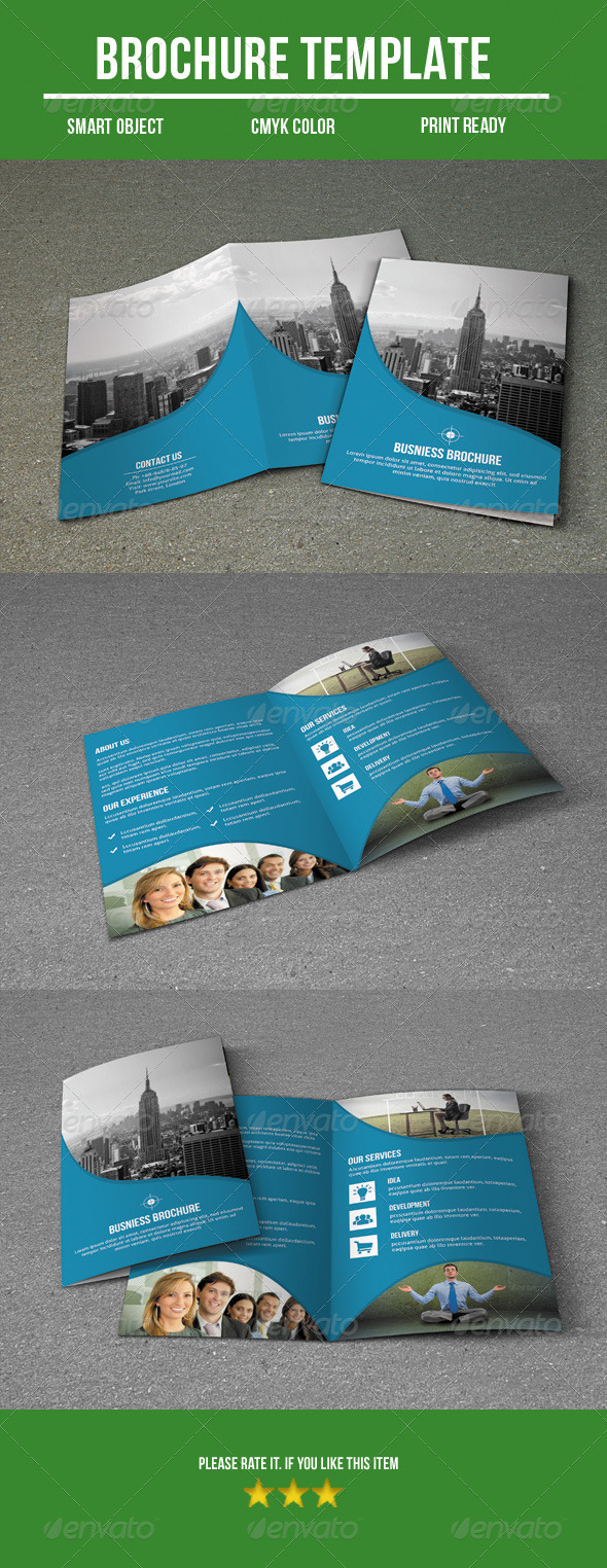 GraphicRiver Business Brochure 8576047