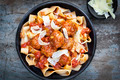 Meatballs with Pappardelle Pasta - PhotoDune Item for Sale
