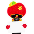 silly clown dog - PhotoDune Item for Sale