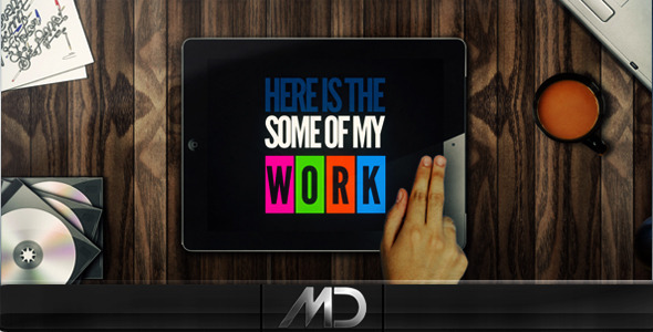 After Effects Project - VideoHive Promote Me & My Company 872326