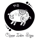Pig Chinese Zodiac Sign - GraphicRiver Item for Sale
