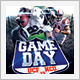 Football Game Day - GraphicRiver Item for Sale