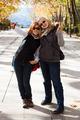Happy women in park - PhotoDune Item for Sale