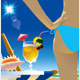 Beach Cocktail - GraphicRiver Item for Sale