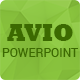 AVIO - Powerpoint Template - GraphicRiver Item for Sale