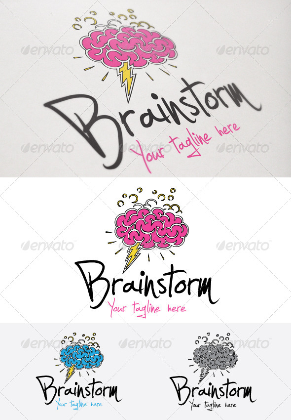 GraphicRiver Brainstorm 8582706