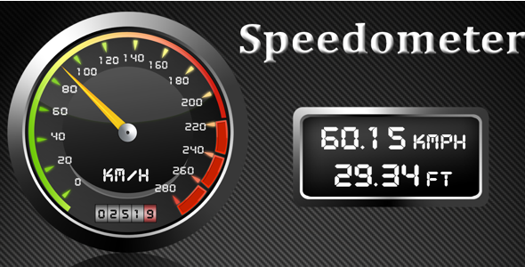 CodeCanyon Speedometer 8583123