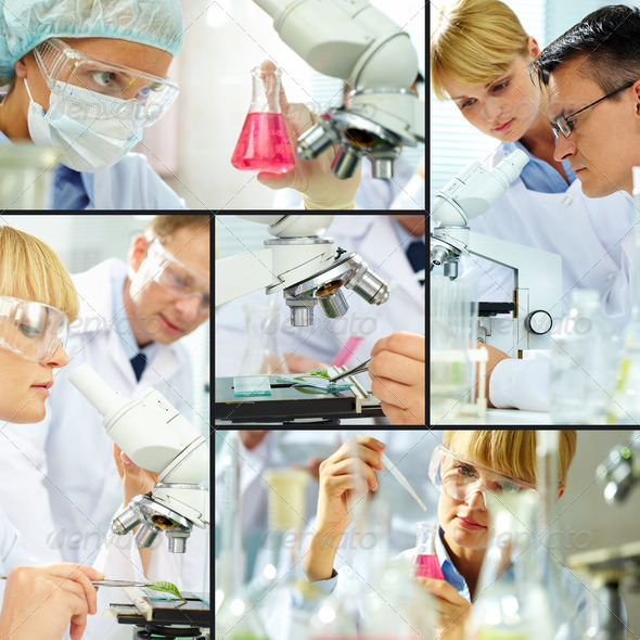 PhotoDune Laboratory study 872730