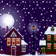 Winter Christmas Cityscapes