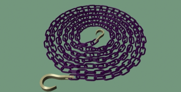 Chain - 3DOcean Item for Sale