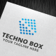 Techno Box Logo Template - GraphicRiver Item for Sale