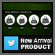 Twitter Header Cover For New Arrival Products - GraphicRiver Item for Sale