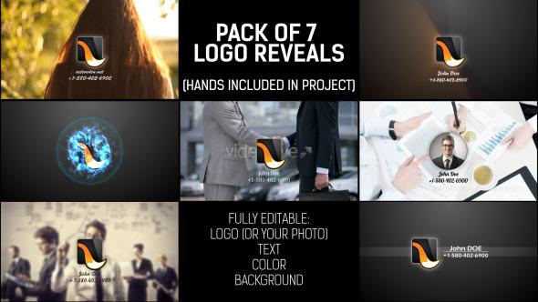 Pack of Hand Logo