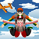 Tandem Skydiving - GraphicRiver Item for Sale