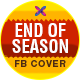 End of Season Sale Facebook Covers - GraphicRiver Item for Sale