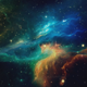 Space Nebulae Backgrounds Pack - VideoHive Item for Sale