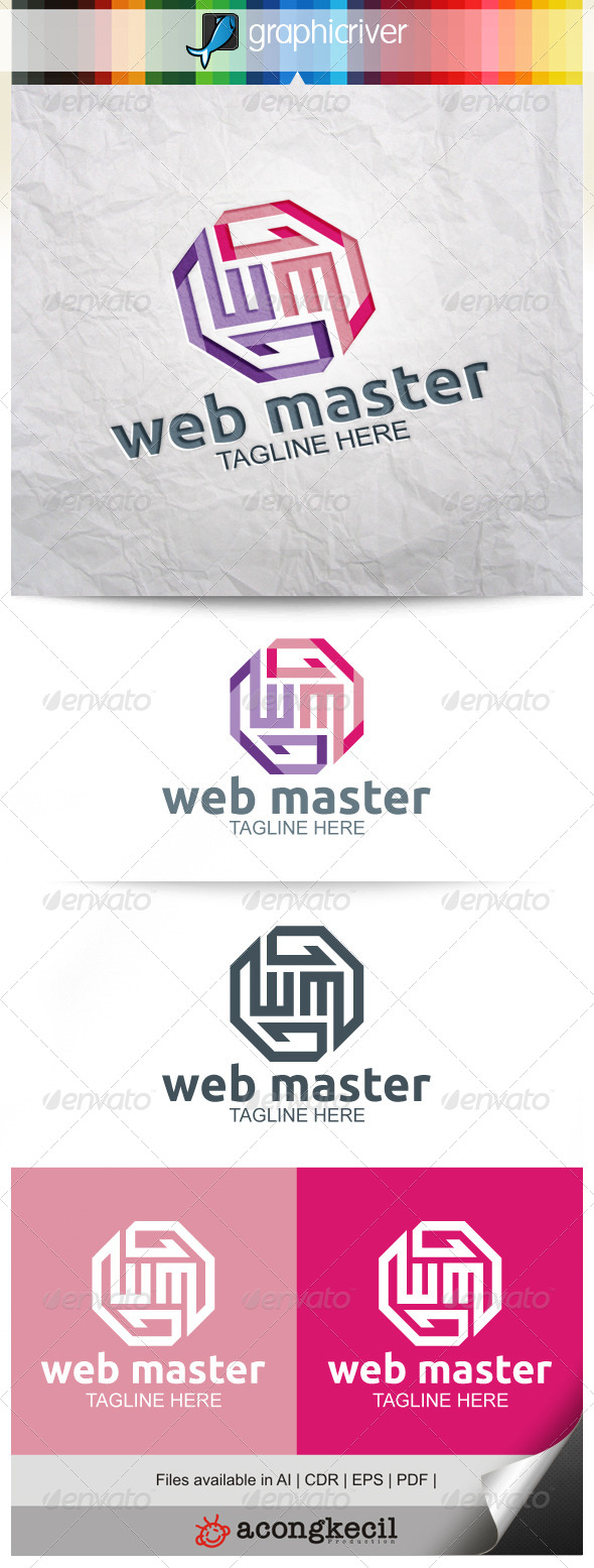 GraphicRiver Web Master V.5 8586035