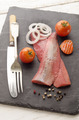 pink herring with tomato and onion - PhotoDune Item for Sale