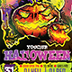 Flyer Halloween Konnekt - GraphicRiver Item for Sale