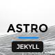 Astro - Responsive Jekyll Theme - ThemeForest Item for Sale