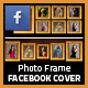 Photo Frame Facebook Timeline Cover Vintage Style - GraphicRiver Item for Sale