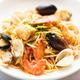 seafood pasta dish - PhotoDune Item for Sale