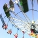 Rotating Carousel in an Amusement Park 01 - VideoHive Item for Sale