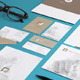 Stationery Mock-Up Set  - GraphicRiver Item for Sale