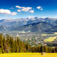 City Of Zakopane And Tatras Seen From The Distance - PhotoDune Item for Sale