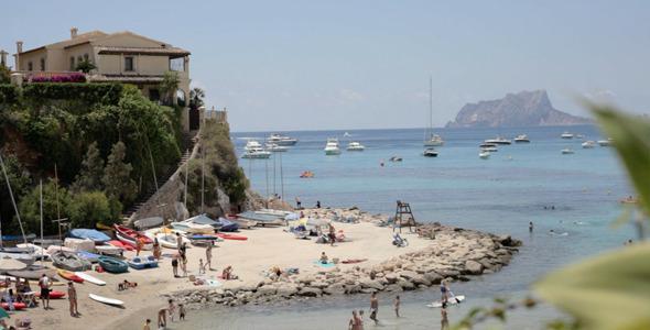 Beach Bay 5
